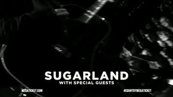 2020 Country Megaticket TV Spot, 'Pre-Sale Ticket Packages' - Thumbnail 8