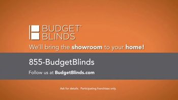 Budget Blinds TV Spot, 'One of a Kind' - Thumbnail 9