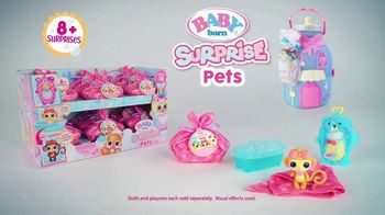 BABY born Surprise Pets TV Spot, 'Mystery' - Thumbnail 9