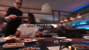 Chase Sapphire Reserve TV Spot, '3x Points on Travel & Dining' Ft. Dwyane Wade, Gabrielle Union - Thumbnail 7