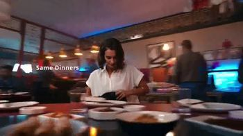 Chase Sapphire Reserve TV Spot, '3x Points on Travel & Dining' Ft. Dwyane Wade, Gabrielle Union - Thumbnail 8