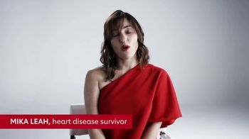 Go Red for Women TV Spot, 'Go Red: Mika'