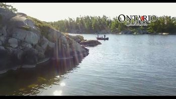 Ontario Tourism Marketing Partnership TV Spot, 'Back to Your Roots'