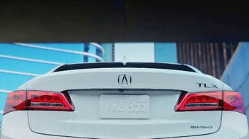 2020 Acura TLX TV Spot, 'By Design: Power Every Season' [T2]