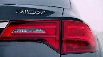 2020 Acura MDX TV Spot, 'Designed for Where You Drive: Snow' [T2]