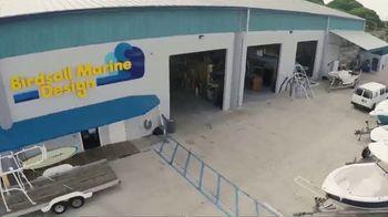Birdsall Marine Design TV Spot, 'Custom Marine Products' - Thumbnail 1