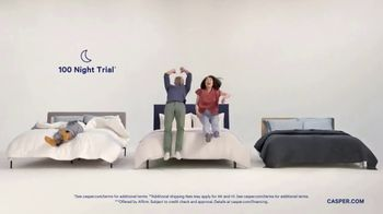 Casper The Stay-In Sale TV Spot, 'Try Not to Hit Snooze' - Thumbnail 9