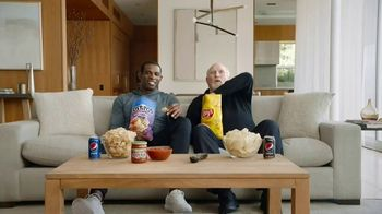 Frito Lay TV Spot, 'Super Bowl!' Featuring Deion Sanders, Terry Bradshaw - Thumbnail 1
