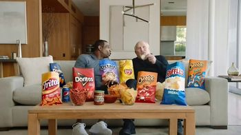 Frito Lay TV Spot, 'Super Bowl!' Featuring Deion Sanders, Terry Bradshaw - Thumbnail 9