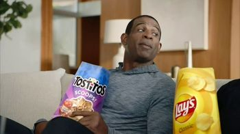 Frito Lay TV Spot, 'Super Bowl!' Featuring Deion Sanders, Terry Bradshaw - Thumbnail 2