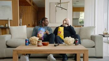 Frito Lay TV Spot, 'Super Bowl!' Featuring Deion Sanders, Terry Bradshaw - Thumbnail 4