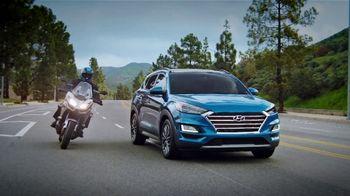 Hyundai Tucson TV Spot, 'Make Blind Spots Less Blind' [T2] - 692 commercial airings