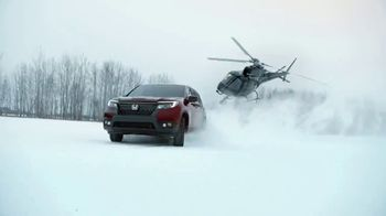 Honda Passport TV Spot, '38 Below' [T2] - 169 commercial airings