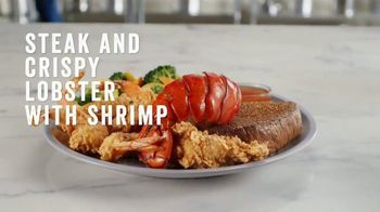 Outback Steakhouse Steak & Lobster TV Spot, 'Steak & Lobster Is Back: $16.99'