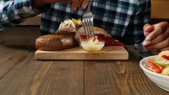 Outback Steakhouse Steak & Lobster TV Spot, 'Steak & Lobster Is Back: $16.99' - Thumbnail 8