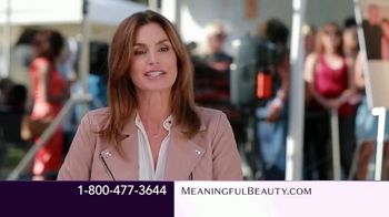Meaningful Beauty Supreme TV Spot, 'What is it About Cindy?' Featuring Cindy Crawford - Thumbnail 3