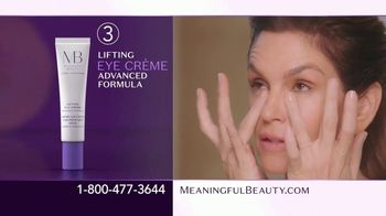 Meaningful Beauty Supreme TV Spot, 'What is it About Cindy?' Featuring Cindy Crawford - Thumbnail 4