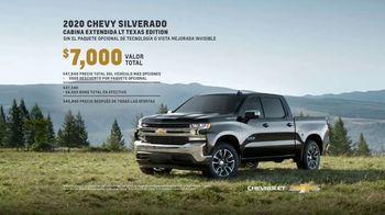 2020 Chevrolet Silverado TV Spot, 'Remolque invisible' [Spanish] [T2] - Thumbnail 7