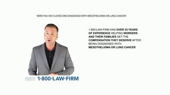 Kresch Legal Services TV Spot, 'Mesothelioma and Lung Cancer: 25 Years'