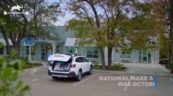 Subaru TV Spot, 'Animal Planet: Pet Helpers' [T1] - Thumbnail 5