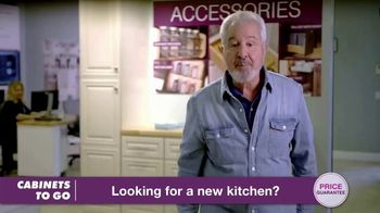 Cabinets To Go Buy More Save More Sales Event TV Spot, 'Combination' Featuring Bob Vila - Thumbnail 1