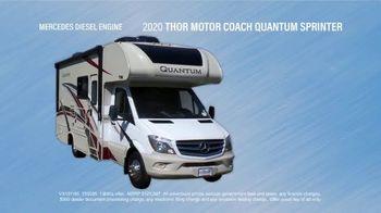 La Mesa RV TV Spot, '2020 Thor Motor Coach Quantum Sprinter' - Thumbnail 6