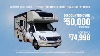 La Mesa RV TV Spot, '2020 Thor Motor Coach Quantum Sprinter' - Thumbnail 7