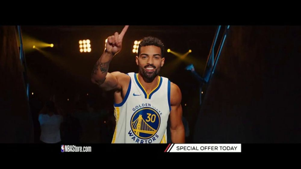 NBA Store TV Commercial, 'Special Offer: Warriors and Blazers'