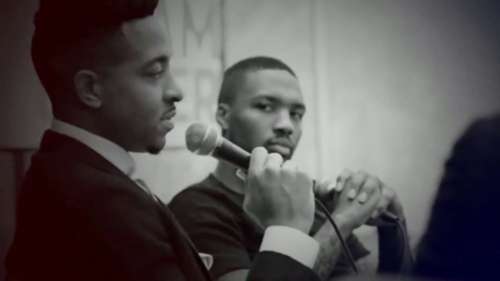 National Basketball Association TV Commercial, 'NBA Voices' Song by Andra Day