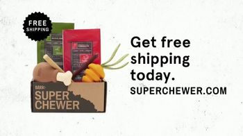 Super Chewer TV Spot, 'Energy to Burn: Free Shipping' - Thumbnail 9