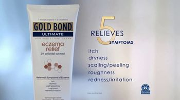 Gold Bond Ultimate Eczema Relief TV Spot, 'Life on Hold' - Thumbnail 4