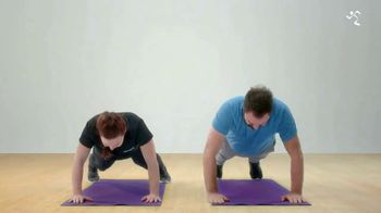 Anytime Fitness TV Spot, 'Healthy Happens: Push-Ups'
