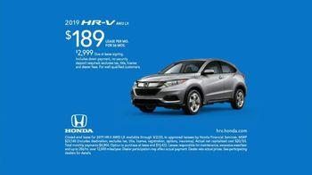 2019 Honda HR-V TV Spot, 'Typical Day' [T2] - Thumbnail 9