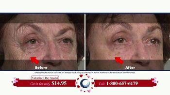 Plexaderm Skincare Valentine's Day Special TV Spot, 'Rapid Reduction Serum: 10-Minute Challenge'