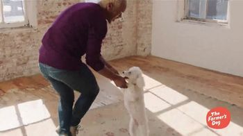 The Farmer's Dog TV Spot, 'Performing Artist: 50 Percent Off First Box'