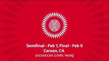 U.S. Soccer TV Spot, 'Concacaf Women's Olympic Qualifying' - Thumbnail 10