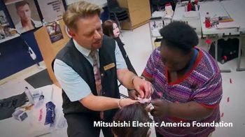Mitsubishi Electric TV Spot, 'Connect the World' - Thumbnail 9