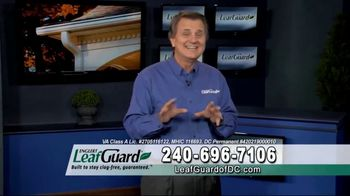 LeafGuard of DC 99 Cent Install Sale TV Spot, 'Winter Weather'