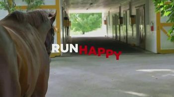 Claiborne Farm TV Spot, \'Runhappy: Breed to Speed\'