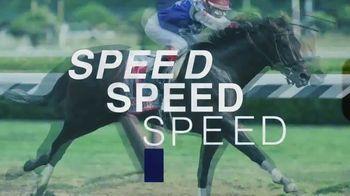 Claiborne Farm TV Spot, 'Runhappy: Breed to Speed' - Thumbnail 3