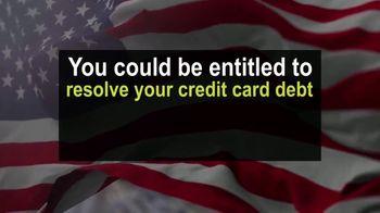 Debt Resolution Program TV Spot, 'Special Announcements: Credit Card Debt' - Thumbnail 1