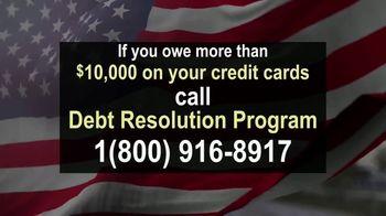 Debt Resolution Program TV Spot, 'Special Announcements: Credit Card Debt' - Thumbnail 2