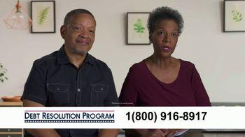 Debt Resolution Program TV Spot, 'Special Announcements: Credit Card Debt' - Thumbnail 8