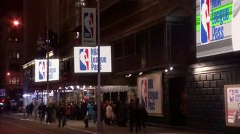NBA League Pass TV Spot, 'Shout It: DIRECTV Free Preview' Song by VideoHelper - Thumbnail 1