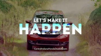 Honda TV Spot, 'Make It Happen' [T2] - Thumbnail 1