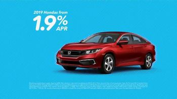 Honda TV Spot, 'Make It Happen' [T2] - Thumbnail 3