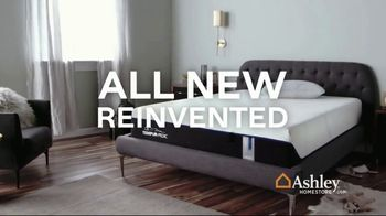 Ashley HomeStore TV Spot, 'Tempur-Pedic: Reinvented' Song by Midnight Riot - Thumbnail 6