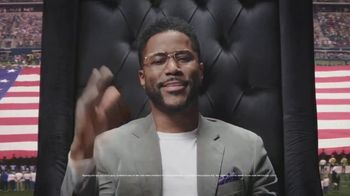 DraftKings TV Spot, 'America: Land Without Kings' Featuring Nate Burleson - 377 commercial airings