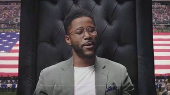 DraftKings TV Spot, 'America: Land Without Kings' Featuring Nate Burleson - Thumbnail 8