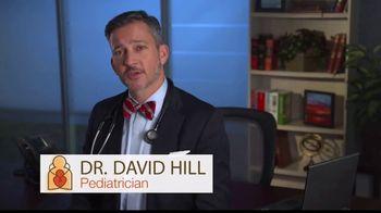 American Academy of Pediatrics TV Spot, 'Doctor's Tip: Play'